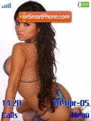Nina Mascunana es el tema de pantalla