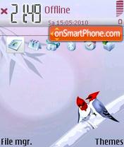 BirdLove es el tema de pantalla