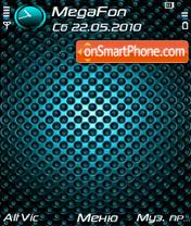 Carbon blue by Altvic es el tema de pantalla