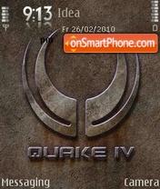 Quake-4 es el tema de pantalla