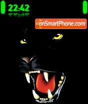 Panther es el tema de pantalla