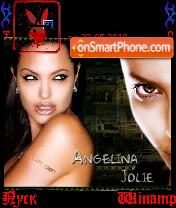Jolie es el tema de pantalla