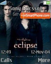 Eclipse theme screenshot
