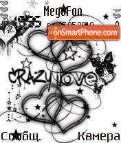 Crazy love es el tema de pantalla