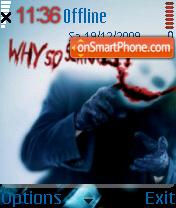 Joker 05 es el tema de pantalla