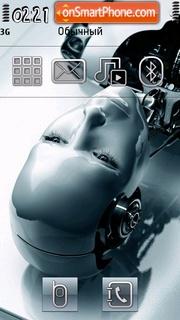 Robotme theme screenshot