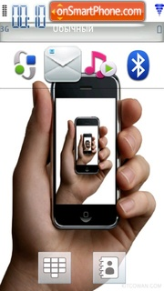 Iphone 13 es el tema de pantalla