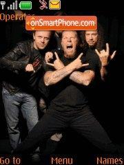 Metallica New es el tema de pantalla