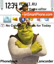 Shrek Forever After 01 es el tema de pantalla