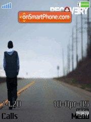 Eminem Recovery es el tema de pantalla