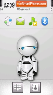 Paranoid Android es el tema de pantalla
