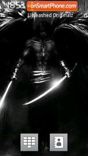 Dark Angel 11 es el tema de pantalla