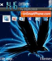 Flying 01 tema screenshot