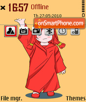 USSR chan theme screenshot