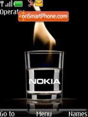 Vaso Nokia theme screenshot