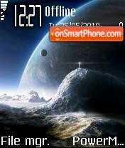 Windows Sp3 es el tema de pantalla