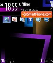 Colors 03 tema screenshot