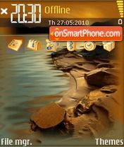 Lake 05 tema screenshot