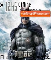 Batman 20 es el tema de pantalla