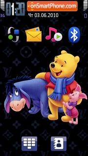 Winnie The Pooh 10 es el tema de pantalla
