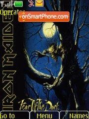 Iron Maiden 05 es el tema de pantalla