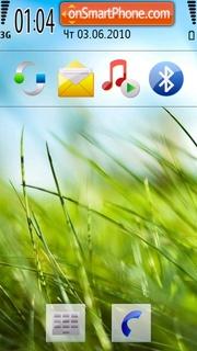Nokia 3 fantasy theme screenshot