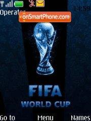 Worldcup 2010 01 es el tema de pantalla