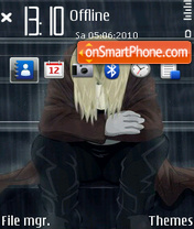 Edward eric ovi fp1 fp2 theme screenshot