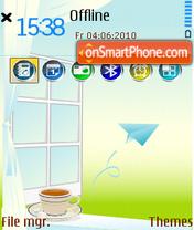 Window2 theme screenshot