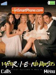 Friends es el tema de pantalla