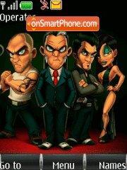 Mafia es el tema de pantalla