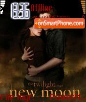 New Moon 09 es el tema de pantalla