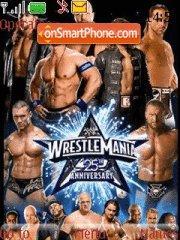 Wrestle Mania theme screenshot