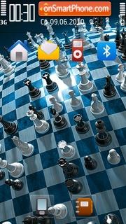 Chess 05 theme screenshot