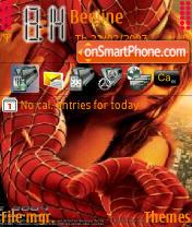 Spiderman 01 es el tema de pantalla