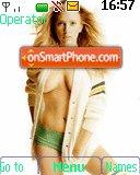 Hot Babes 26 theme screenshot