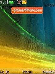 Nokia Vista es el tema de pantalla
