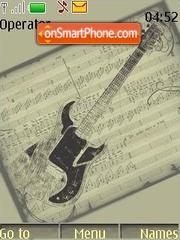 Musical es el tema de pantalla
