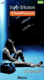 Lost Without Love es el tema de pantalla