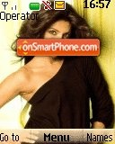 Priyanka Chopra 07 theme screenshot
