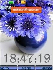Cornflower theme screenshot