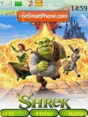 Shrek 4 01 es el tema de pantalla
