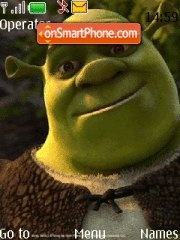 Shrek 05 tema screenshot
