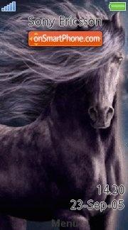 Fantasy Horse es el tema de pantalla