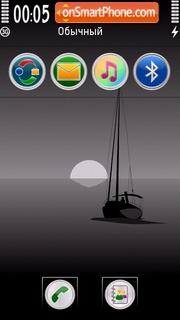Sailing 02 es el tema de pantalla