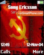 U.S.S.R. rock theme screenshot