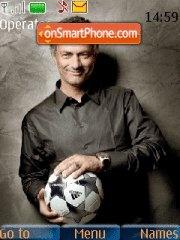 Jose Mourinho es el tema de pantalla
