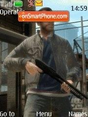 GTA 4-Niko Bellic es el tema de pantalla