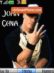 John Cena With Tone 01 es el tema de pantalla