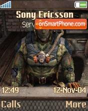 Ashot k750 theme screenshot